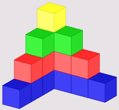 der treppenturm mit konstruktionsanleitung